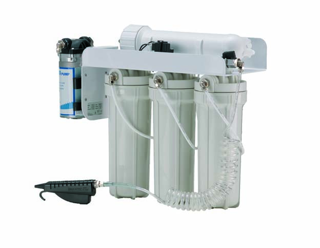 W Amp H Dental Reverse Osmosis Water Systems