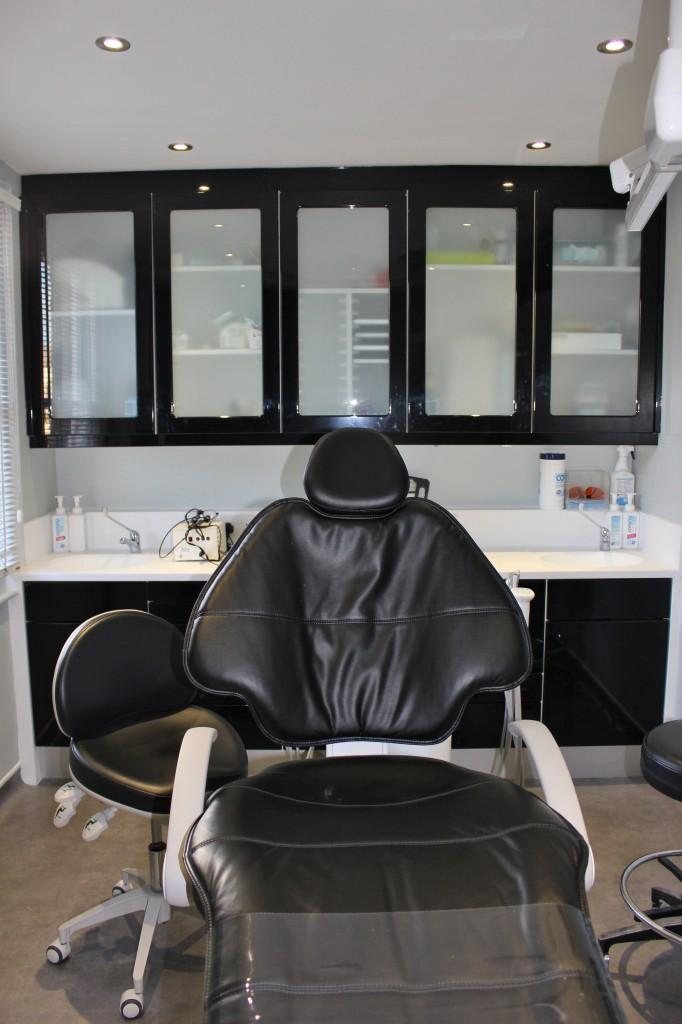 dental surgery refurbishment