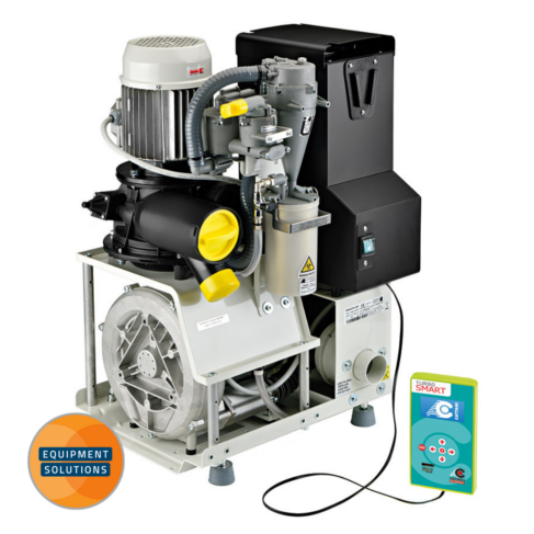 Cattani Turbo Jet Suction Pump is a reliable multi surgery motor