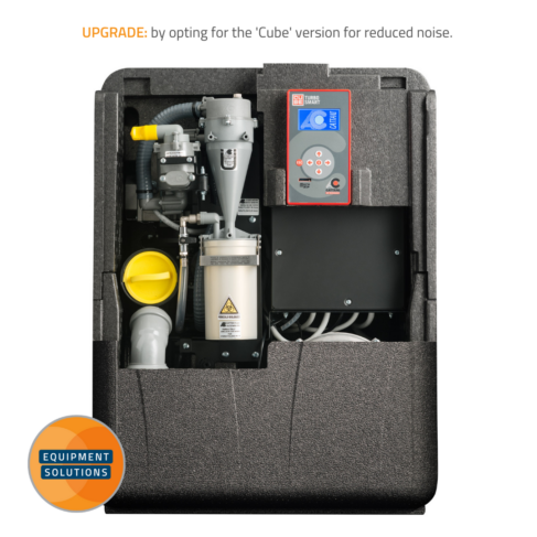 Cattani Turbo Jet Suction Pump, with the 'Cube' Noise Reducing Cover