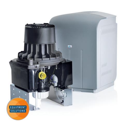 Durr VSA 300 S Suction Pump with noise reducer