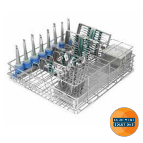 W&H Thermoklenz Washer disinfector holds a large basket for your instruments.