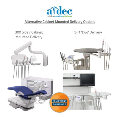 A-dec Delivery Options