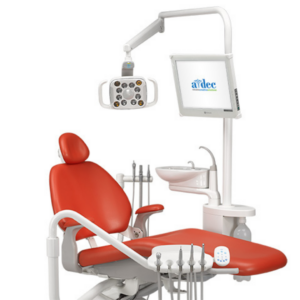 A-dec Performer offers a reliable cost effective ambidextrous solution for the practice