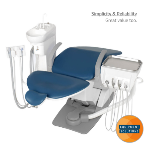 Belmont Voyager Dental Chair is a reliable, affordable chair