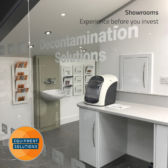 Experience the quality of our dental decontamination cabinetry at our UK showrooms.
