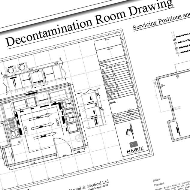 Dental Decontamination Room Design FREE Consultations