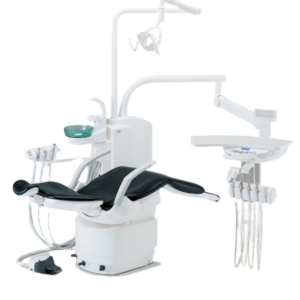 The Belmont Clesta dental chair offers an over