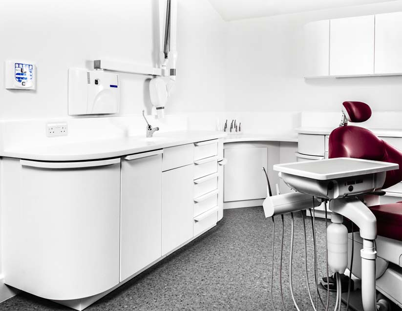 Dental Surgery Cabinetry