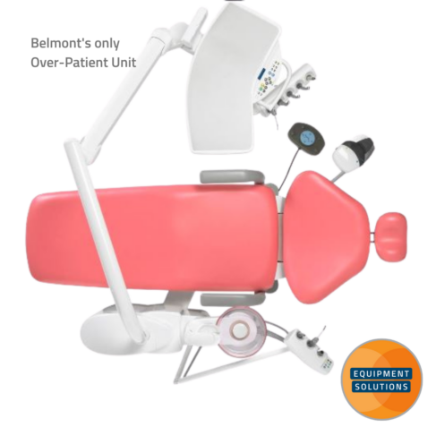 Belmont Clesta is the manufacturer's only over-patient unit