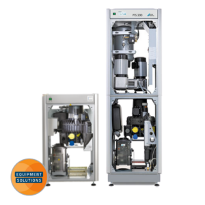 The Durr Power tower combines a suction motor and a air compressor into a single unit.