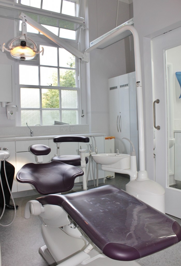 Hague Dental Dental Sterilisation Room Design