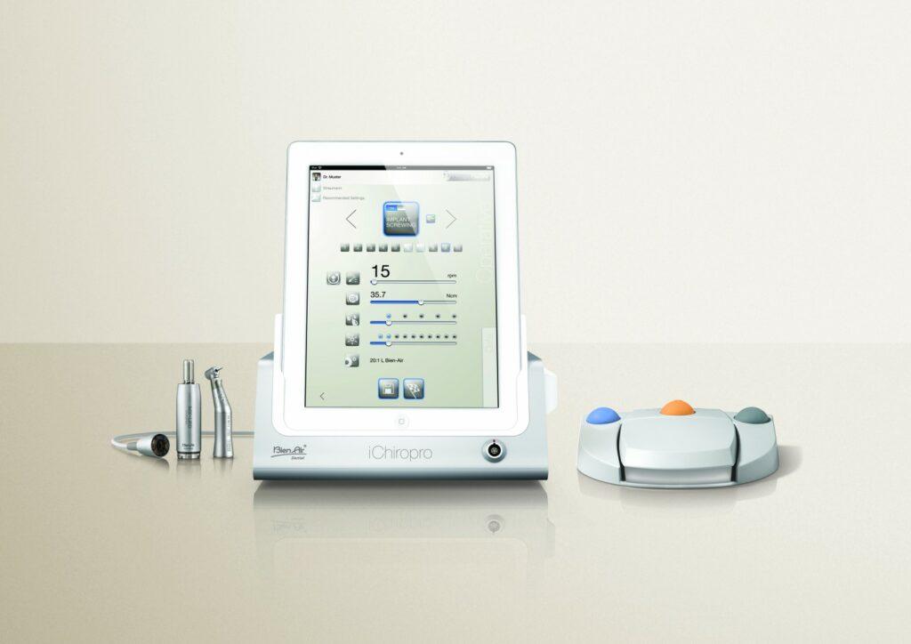 dental implant motor uk