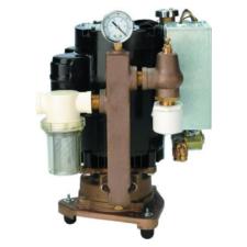 the Dentalez CV102 is a wet-line suction motor