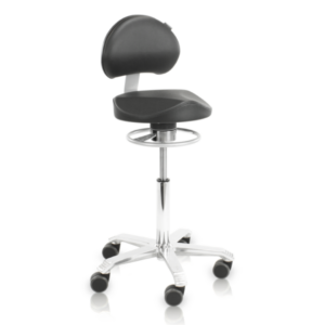 The Score small seat with balance and lumbar