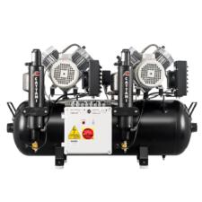 Compressor for 4 to 8 surgeries
