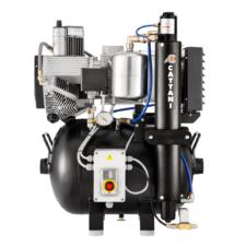 The Cattani AC300 Dental Compressor for 3-5 surgeries