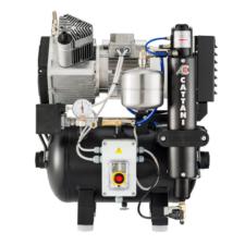 Cattani's AC100 Dental Compressor for 3-5 Surgeries