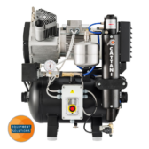 Dental Compressor from Cattani Suitable for up to 4 surgeries