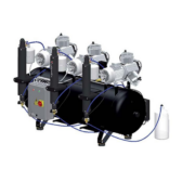 compressor for hospitals and health centres