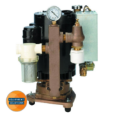 Dentalez CV102 Suction Pump is for a wet-ring system