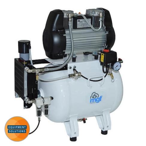 MFG 50/10 Genesi M Dental Compressor is an oil-free unit