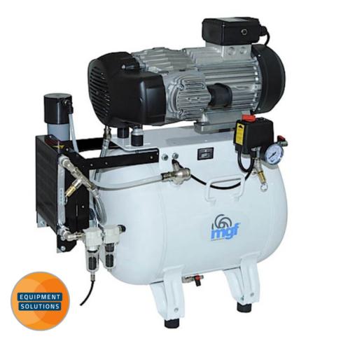 MGF 50/15 PRIME M Oil-Free Dental Compressor