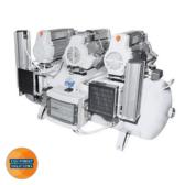 MGF 200/75 Prime M Oil-Free Dental Compressor