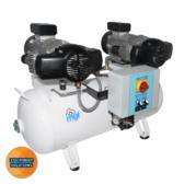 MGF 100/50 TANDEM PRIME M dental compressor