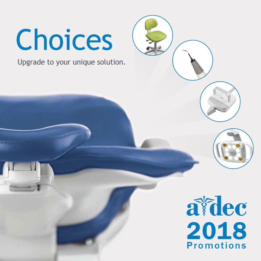 A-dec dental equipment