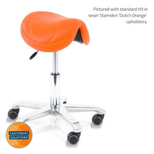 Amazone Saddle in Dutch Orange