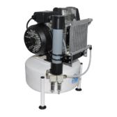 A single surgery unit, the MGF Genesi 30/7 Prime M Dental Compressor
