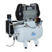 This dental compressor the MGF 50/15 Prime M Dental Compressor servces 3 S