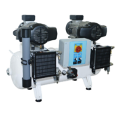 MGF 100/30 Tandem Prime M Compressor supports up to 6 surgeries