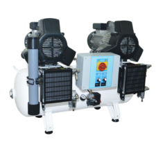 MGF 100/50 Tandem Prime M compressor will service up to 9 dental surgeries