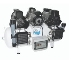 MGF 200/75 Prime M Dental Compressor up to 16 surgeries