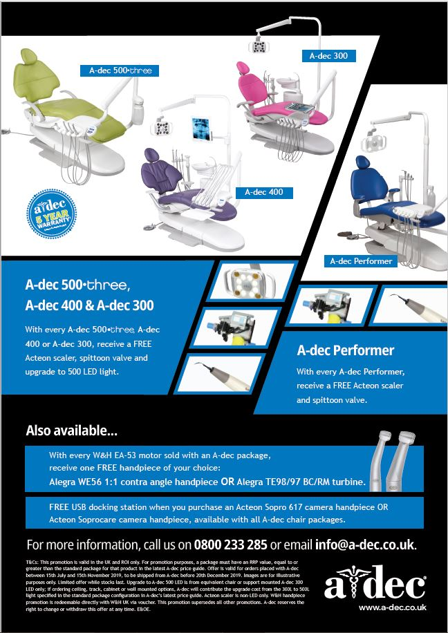 A-dec Dental Chairs Price