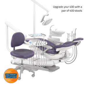 Upgrade your A-dec 400 Dental Chair with 400 dental stools