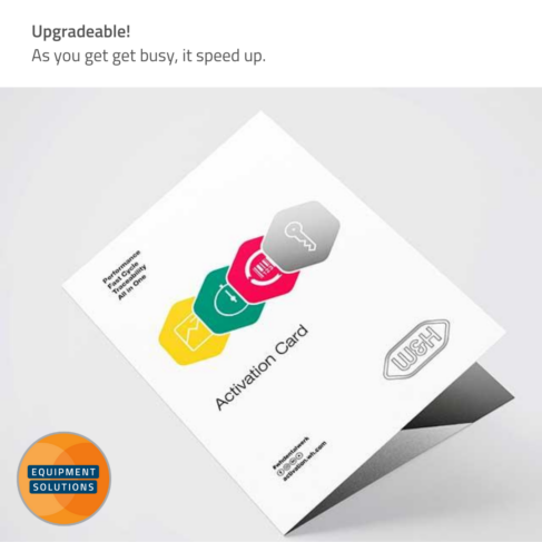 Upgradeable for Speed and Connectivity