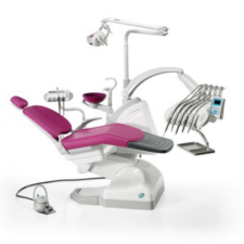 Fedesa Astral Dental Chair offers an over patient delivery.