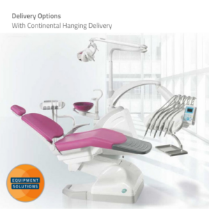 Fedesa Astral Dental Chair with continental delivery.