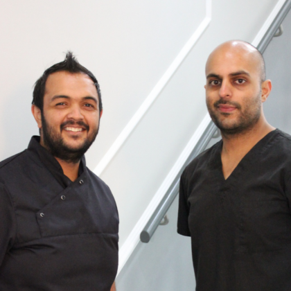 Sunny Dhanoa & Rishi Patel