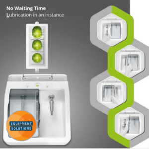 W&H Assistina Twin with NO WAITING TIME.