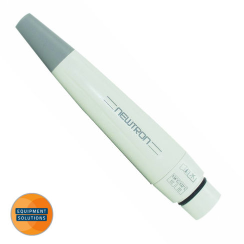 The handpiece of the Acteon Newtron Booster Ultrasonic Scaler