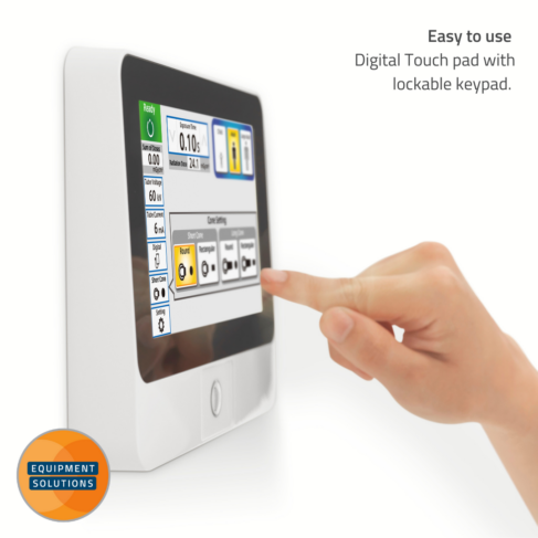 Easy to follow screen makes the Belmont Touch Intraoral X-ray the ideal unit for your surgery..