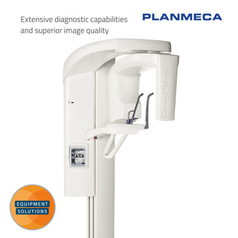 Planmeca ProOne OPG is a powerful 2D imaging sytem