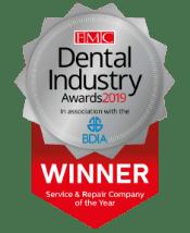 Awards 2019 Service & Repair