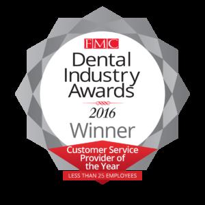 Awards Icon 2016 Customer Service