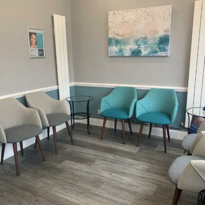 SW9 Dental Waiting Area