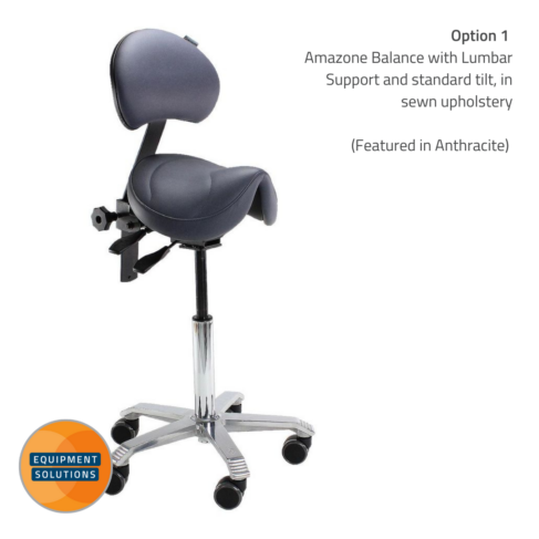 Score Amazone with Backrest with standard tilt